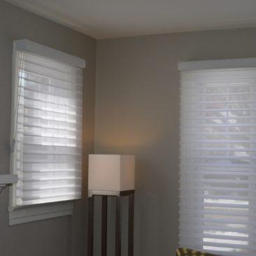 Photo Silhouette Window Shading