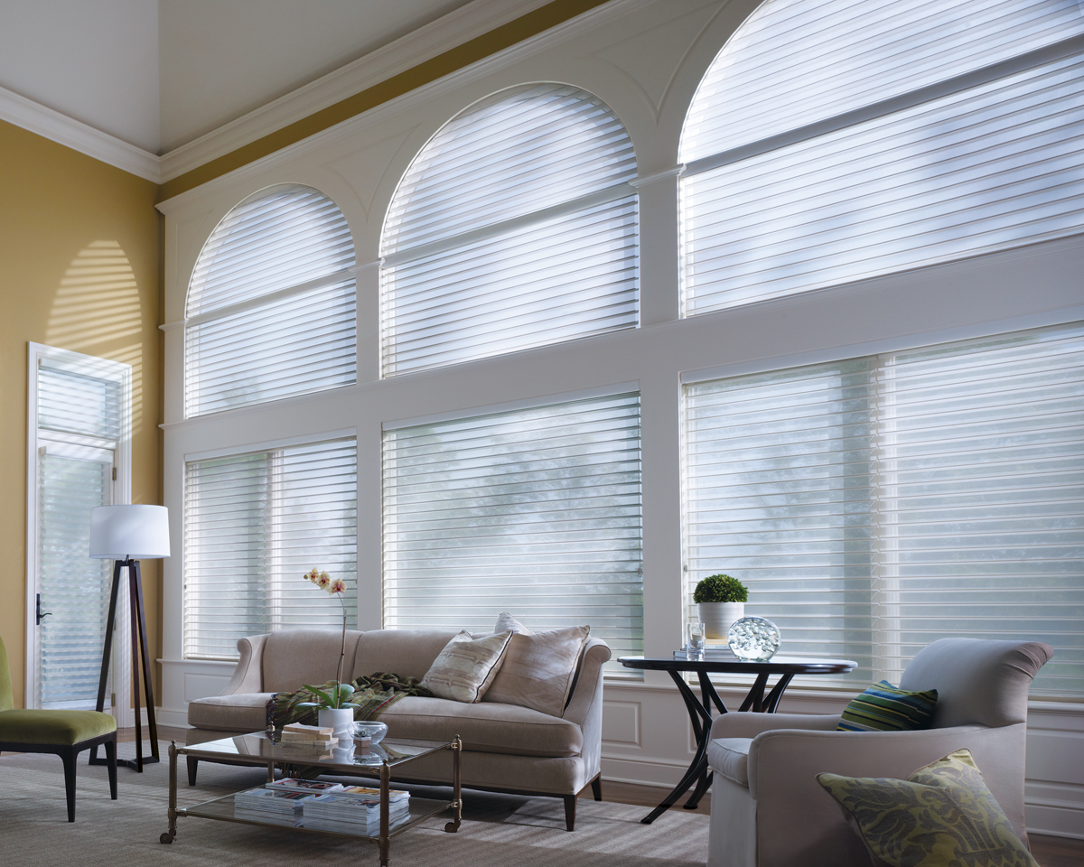 Custom Window Treatment Silhouette Window Shadings