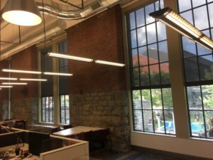 McFeely Window Fashions – Motorized Roller Shades